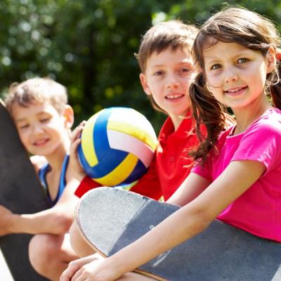 Pohybové kurzy pro děti